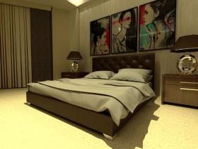Dvižna postelja Morfej 160x190 cm