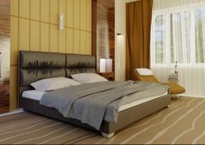 Dvižna postelja Mančester 140x200 cm