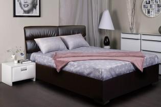 Dvižna postelja Mančester 160x200 cm