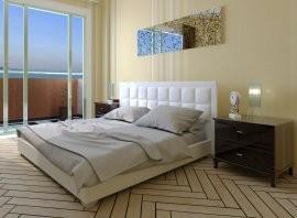 Dvižna postelja Sparta 140x200 cm