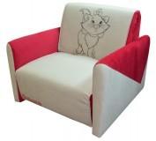 Kavč z ležiščem Max 80-180 cm