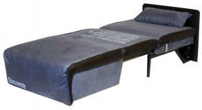 Fotelj z ležiščem Elegant 80 cm