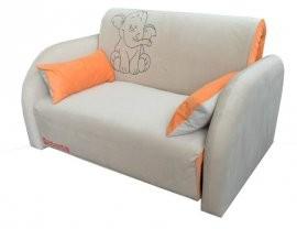 Kavč z ležiščem Max 140 cm