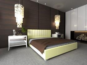 Dvižna postelja Romo 120x200 cm