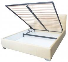 Dvižna postelja Country 140x200 cm