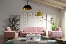 Kavč z ležiščem Aramis