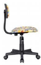 Otroški stol Pooh moder