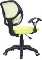 Pisarniški stol Disco green