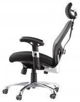 Direktorski stol Merida črn