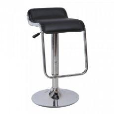 Barski stol Loti II črn