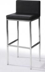 Barski stol TC-812 črn