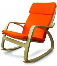 Gugalnik Rocker orange