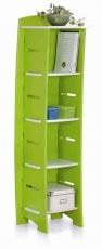 Omara 1,2,3 Shelf zelena/bela