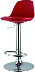 Barski stol Perio II red