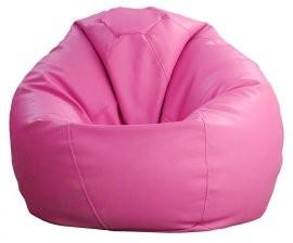 Sedalna vreča Lazy bag XXL roza