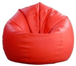 Sedalna vreča Lazy bag XXL rdeča
