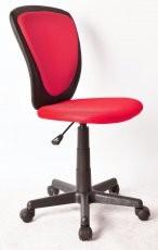 Pisarniški stol Xena rdeč