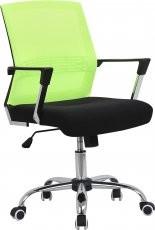 Pisarniški stol Viktor zelen