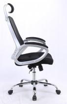 Pisarniški stol Sven črn