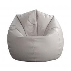 Sedalna vreča Lazy bag XXL bela