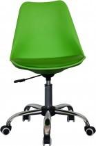 Pisarniški stol Olio zelen