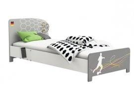 Otroška soba FOOT 401605 - postelja 90x200 cm