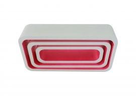 Okrasni regal ID 583 tread-white-pink