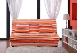 Kavč ID 614 oranž gump1