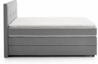 Boxspring postelja Merlin 140x200