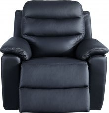 Fotelj Taurus II črn
