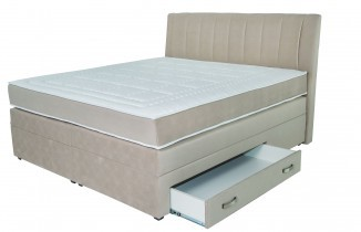 Boxspring postelja Rose