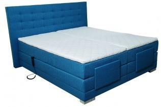 Boxspring postelja Portland