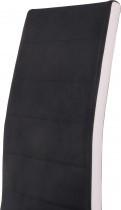 Stol Tip Top tkanina - črna