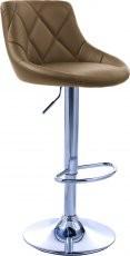 Barski stol Robin II Cappuccino