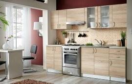 Kuhinjski blok Jolana 240 sonoma hrast