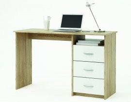 Računalniška miza Aristote hrast