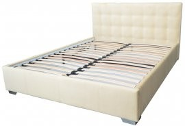 Dvižna postelja Živa 140x200 bela