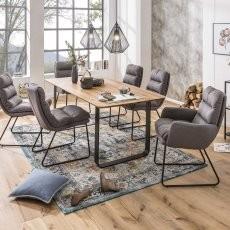 Jedilna miza Friedberg 200 cm