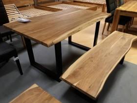 Jedilna miza Garian II 140x90 cm