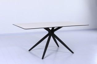 Jedilna miza Vienna bela