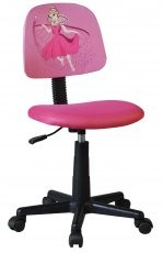 Pisarniški stol Zumbo roza