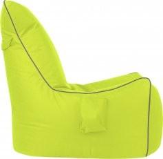 Sedalna vreča Goose Bag - zelena+siva