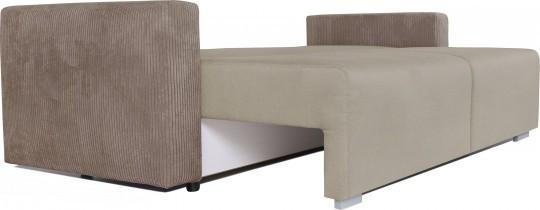 Kavč z ležiščem Nambia - rjava