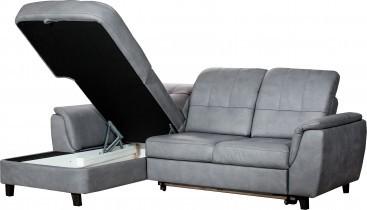 Kotna sedežna garnitura Nadil - eksponat