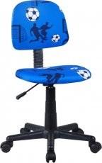 Pisarniški stol Zumbo modra