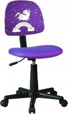 Pisarniški stol Zumbo vijola