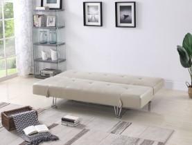 Kavč z ležiščem Gina bela