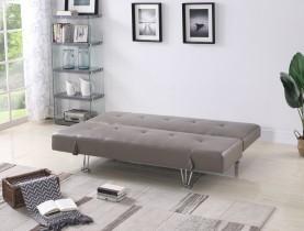 Kavč z ležiščem Gina siv