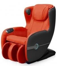 Masažni profesionalni fotelj Asta oranžen
