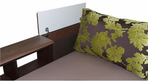 Sedežna garnitura z posteljno funkcijo Barbados